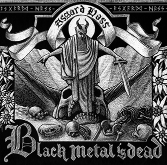 "Compil ""Black metal is dead"""